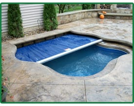 Inground Pool Cover in Medina, OH