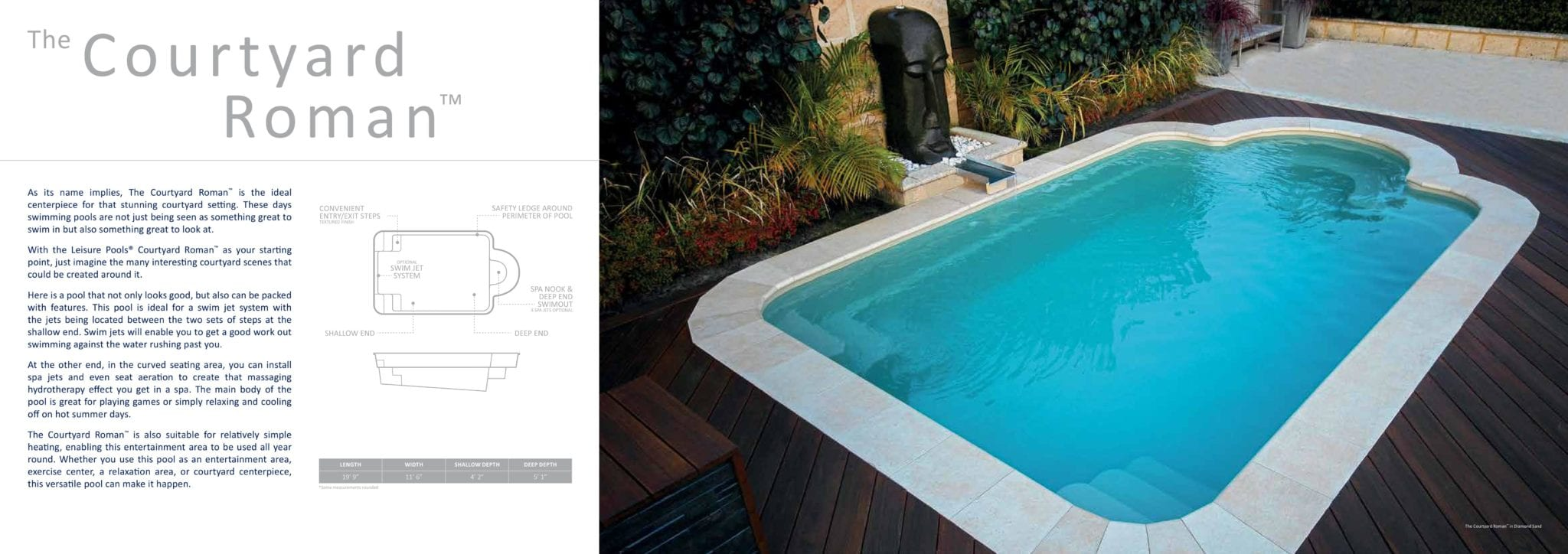 Pool Shapes Amp Colors Commercial Pool Builder Peninsula